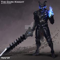 The Dark Knight by reaper78 on DeviantArt