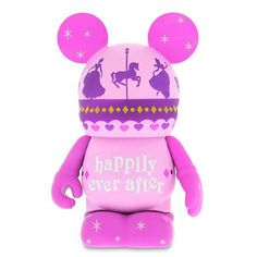 Vinylmation Theme Park Favorites Series 3'' Figure - Happily Ever After