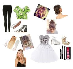 """""""Savannah's Creation"""" by my-creations-543 ❤ liked on Polyvore featuring Topshop, Apt. 9, Fratelli Karida, Charles by Charles David, Lord & Berry, John Lewis and Boohoo"""