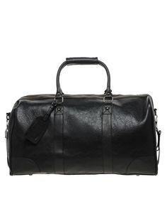 b2dafdae7583b 38 Best Mens Leather Duffle Holdall Carryall Gym Bag images ...