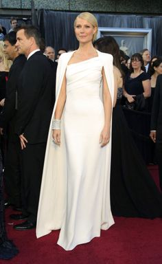 Oscar 2012, Gwyneth Paltrow in Tom Ford