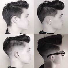 Männer frisuren , Popular 32 Views 2 Nisan 2018 Men Hairstyles , Popular 32 Views The Taper Fade haircut is one of the hottest shaved hairstyles of the Hair And Beard Styles, Short Hair Styles, Hair Dos, My Hair, Boy Hairstyles, Medium Hairstyles, Wedding Hairstyles, Hairstyle Men, Hairstyle Ideas