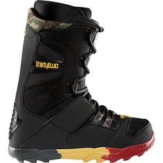THIRTYTWO  Thirtytwo JP Walker Rasta 2012 Guys Snowboard Boots  $144.99