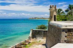 Castillo de San Carlos Borromeo | Isla Margarita, Nueva Esparta, Venezuela (by Marcial Quintero)