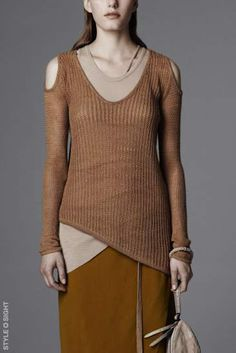 Helmut Lang via Stylesight.com