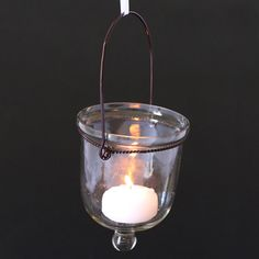HC01-003 Hanging candle holder - www.weditaly.com