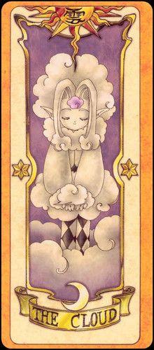 Clow Card 《云》
