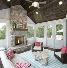 "besthomedesigninspiration: ""Gordon James Construction   Grace Hill Design http://www.houseofturquoise.com/2016/07/gordon-james-construction-grace-hill.html   Home design is good, But Web Design is Better! """