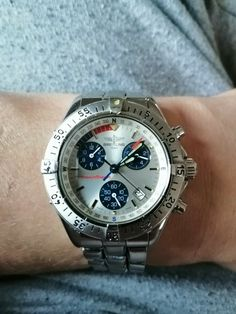 Breitling Colt TransOcean A53040 full set chronographe rare · $585.00 Breitling Colt, Full Set, Ebay, Accessories, Shopping, Jewelry Accessories