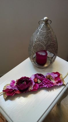 Cinturon de flores para la invitada perfecta. Miss Daisy boda bautizo comunion invitadas bodas