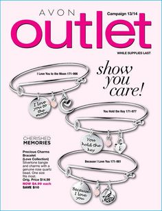 Avon Outlet Campaign 13/14 Starts May 22, 2017 Ends June 19, 2017  #Avon #AvonOutlet #AvonOutletCampaign #Avon50%Off