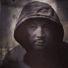 Concept artist and Disney imagineer Nikkolas Smith, 28, created this powerful image of Martin Luther King Jr. in a hoodie to express support for Trayvon Martin. | Artist Creates Photo Of Martin Luther King Jr. In A Hoodie