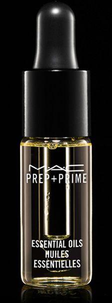 MAC Cosmetics: Prep + Prime Essential Oils
