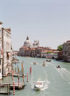 Scenes from Venice.