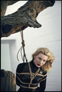 Cate Blanchett - Sean  Seng Photoshoot