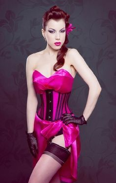 Timeless Trends Underbust-Corsets & Bustiers-Sexy Lingerie