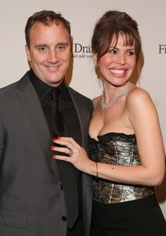 REPORT: Jay Mohr and Nikki Cox File for Divorce After 9 Years of Marriage