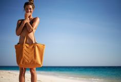 What are your beach bag essentials?