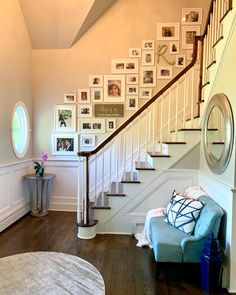 Stairway Gallery Wall, Stairways, Home Decor, Stairs, Staircases, Decoration Home, Room Decor, Home Interior Design, Ladders