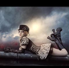 Steampunk GirlSteampunk Girl Twitter