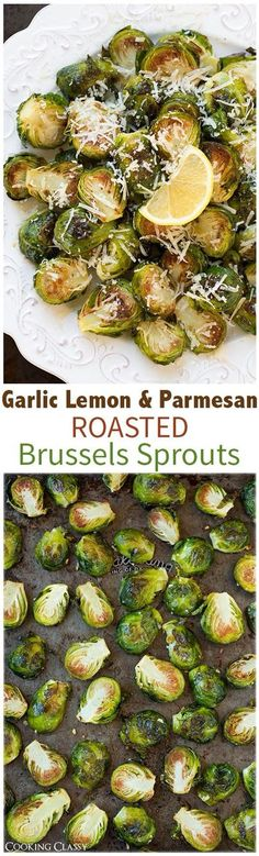 Brussels are one of my favorite vegetables! They are low in calories and  so high in numerous vitamins!