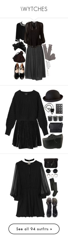 """"""\\WYTCHES"""" by willoz ❤ liked on Polyvore featuring black, Dark, witch, Coven, NOIR Sachin + Babi, Forever 21, EAST, Dotti, Yves Saint Laurent and Erica Molinari""236|830|?|en|2|88f8e14738138a28c30680d8446478af|False|UNLIKELY|0.3020133376121521