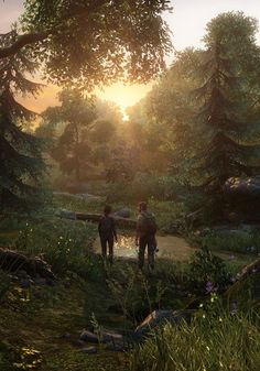The Last of Us. Honestly one of the best stories/characters I have ever experienced. Absolutely beautiful.: