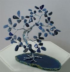 Sodalite Gem Tree small