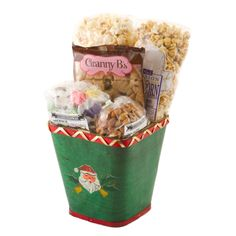 Prime Toffee - Holiday Joy Gift Basket, $28.99 (http://primetoffee.com/holiday-joy-gift-basket/)