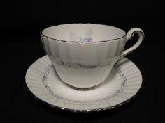 Paragon Morning Rose Teacup & Saucer