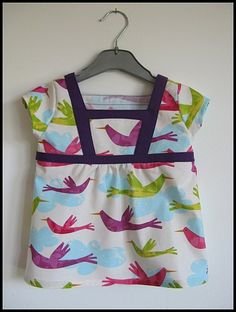Too cute top featuring Amy Schimler's 'Fly Away' collection