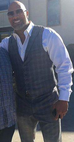 O homem mais lindo do mundo Dwayne Douglas Johnson