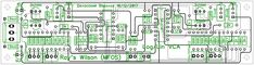 Ray Willson Dual Log-Linear VCA PCB