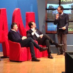 Ospite di TamTam, TV OGGI, si parlava dell'Aeroporto Salerno Costa d'Amalfi: chiedo tempi chiari sugli accordi con Gesac e sull'allungamento della pista, lo dobbiamo ai Cittadini.
