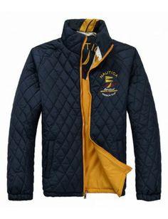 Nautica chaqueta de hombre guateada reversible   navy Canada Goose Jackets, Winter Jackets, Fashion, Jackets, Men, Winter Coats, Moda, Winter Vest Outfits