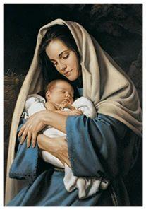 LDS Art - Christmas & Nativity — Altus Fine Art Simon Dewey, Idaho Falls Temple, Isaiah 41 10, Lds Art, Luke 1, Young Baby, Bachelor Of Fine Arts, Holding Baby, The Kingdom Of God