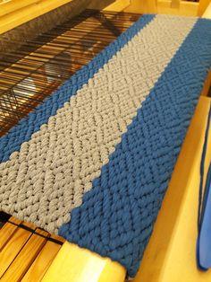 Woven Rug, Woven Fabric, Fiber Art, Loom, Hand Weaving, Textiles, Quilts, Patterns, Rugs