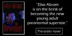 """""""The Revenant,"""" my YA paranormal novel is now available for pre-order at http://www.blackrosewriting.com/childrens-booksya/the-revenant"""