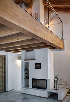 Casa UP / ES arch enricoscaramelliniarchitetto / Madesimo_ fraz. Isola (SO), Italia