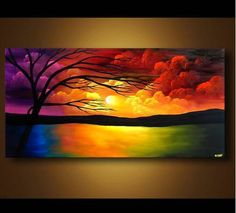 Painting ideas on Pinterest | Canvas Paintings Yoga Painting and ...