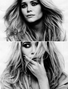 Summer Ready Smokey Eyes...Is that Mary Kate or Ashley or both? Haha