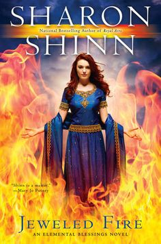 The national bestselling author of Troubled Waters and Royal Airs returns to her Elemental Blessings series with the story of a young princess who will need more than blessings to survive in a...