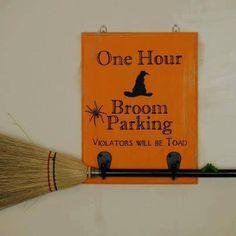 Broom Parking