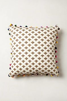 Tasseled Bariloque Pillow, Which room would you put this in? http://keep.com/tasseled-bariloque-pillow-by-lindsay_utz/k/1-lpU9ABKL/