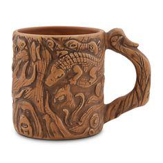 #AnimalKingdom #TreeofLife Mug! Look at all the carved animals...just like on the tree!
