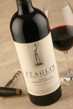 Thirsty? How about a nice glass of Staglin!