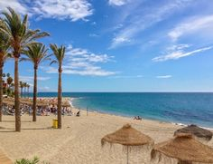 Bil-Bil #Beach, Benalmadena, Spain. #Travel #TravelTips #Resort @travelfoxcom #Spain