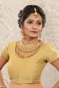 2bf61d6712860e 14 Best Saree Blouse Designs images   Saree blouse designs, Blouse ...