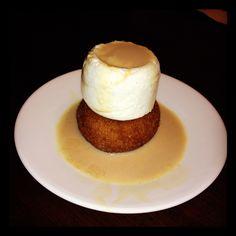Yummy dessert Matthew made. :)