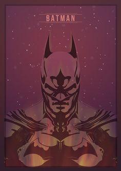 Batman -Nicholas Prodromou
